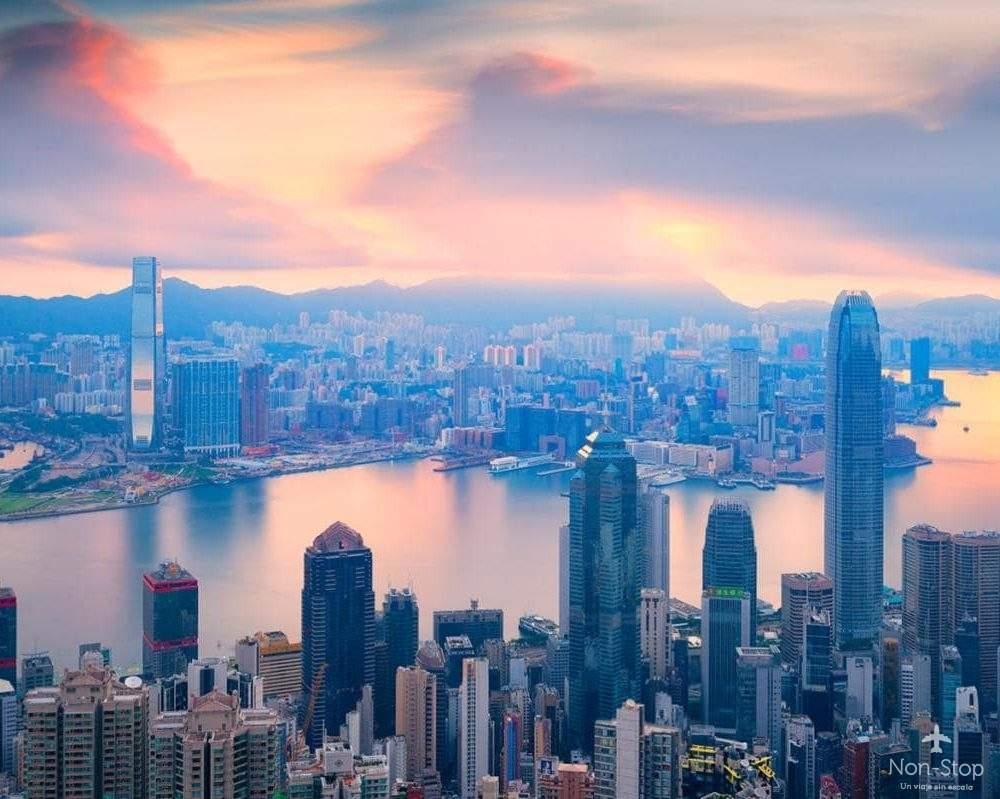 Hong kong en 4 días